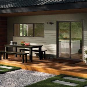 milgard windows doors installed trinsic series sliding