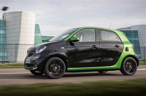 Electric Car Reviews by Smart Forfour Electric Drive 2017 Review Review Autocar