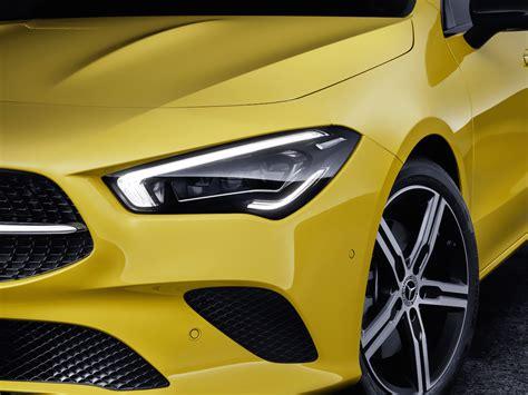 Toutes les générations mercedes classe cla shooting brake. Mercedes CLA Shooting Brake 2020: Precios, motores, equipamientos
