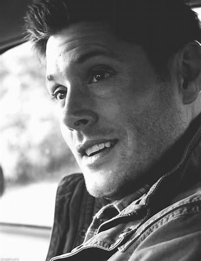 Dean Jensen Winchester Ackles Supernatural Sam Smile
