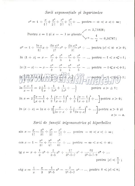 formule mecanica bac