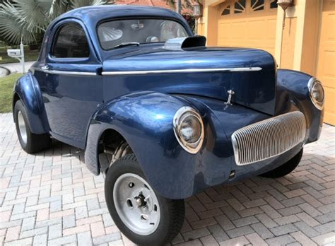 1941 Willys Coupe Coupe Street Rod By C&m Performance