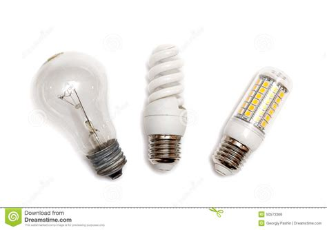 different types of light bulbs stock photo image 50573366