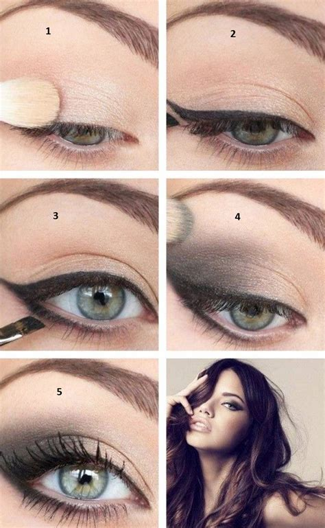 Best Eye Makeup Tips And Tricks For Small Eyes Fashion K Com