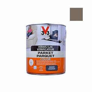 vitrificateur parquet v33 39color39 vison satin 750 ml brico With vitrificateur parquet v33