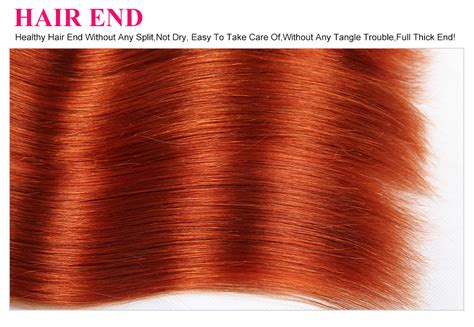 Ombre Color Hair 1b/350 New Product Straight Hair 4