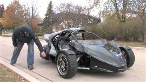 Campagna T-rex--d&m Motorsports Video Test Drive And