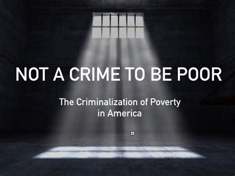expired   crime   poor  criminalization
