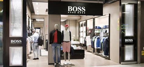 hugo boss lisbon airport