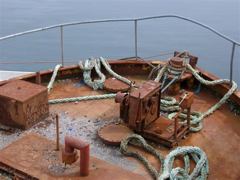 Old Boat Equipment by Free Stock Photo Of Rusty Forecastle Of A Boat