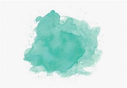 Splash Watercolor Transparent Clipart Paint Pastel Splatter