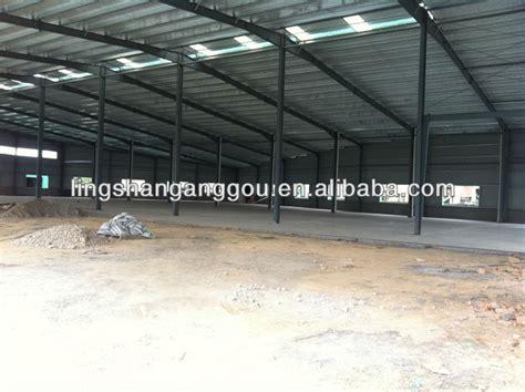 costo costruzione capannone struttura in acciaio a basso costo capannone industriale