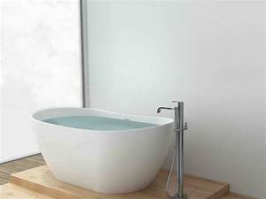 Freistehende Badewanne Mineralguss : freistehende badewanne treviso piccolo aus mineralguss ~ Michelbontemps.com Haus und Dekorationen