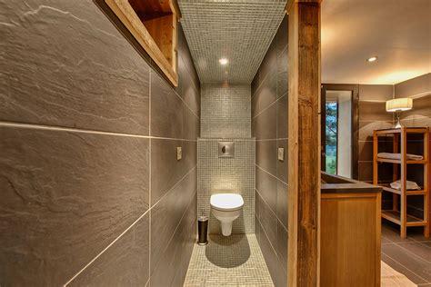 d 233 coration salle de bain chalet