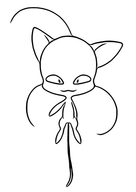 Coloring Page by Ladybug And Cat Noir Coloring Pages To And Print
