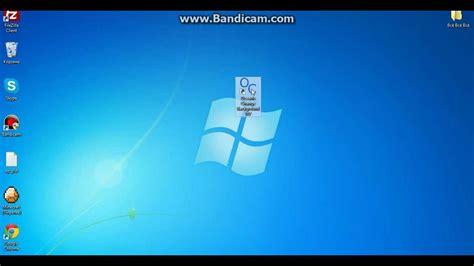 Как сменить фон рабочего стола на Windows 7 Starter