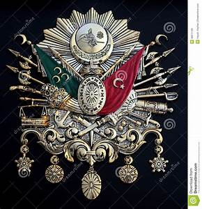 Ottoman Empire Emblem Royalty Free Stock Images - Image ...