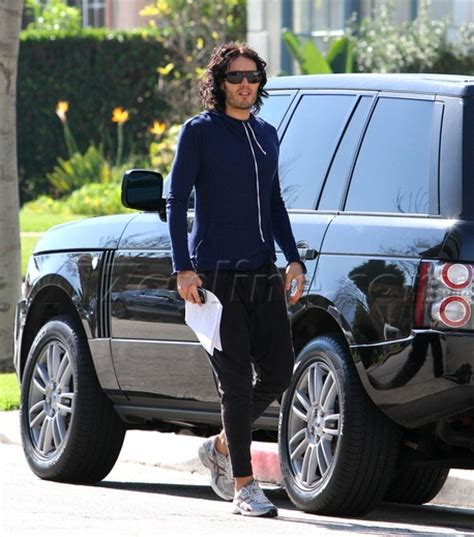 russell brand car russell brand s cars celebrity cars blog