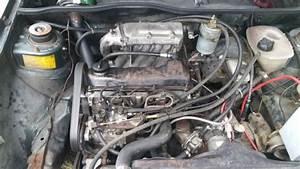 1981 Vw Rabbit Caddy Pickup Truck 1 6 Turbo Diesel  Tdi