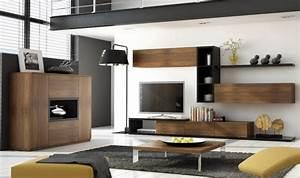 Meubles De Salon En Bois : buffet design notte meubles salon design en bois ~ Teatrodelosmanantiales.com Idées de Décoration