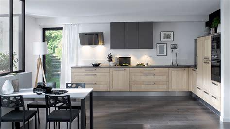 prix d une cuisine cuisinella cuisine équipée wooden style authentique bois