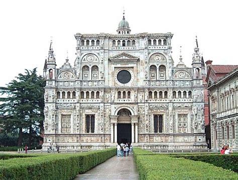 visitare la certosa di pavia la certosa di pavia un monastero magnifico da visitare