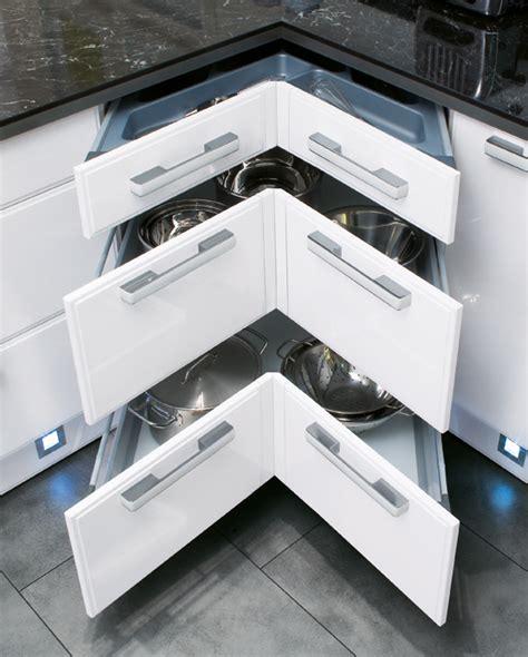 casserolier cuisine tiroir angle cuisine cuisinez pour maigrir