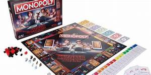 Stranger Things Monopoly Game Nerd Much