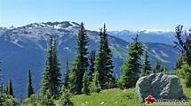 Blackcomb Mountain Hiking Trails