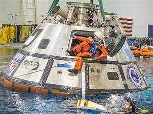 Orion Recovery Training Offers Insight for Commercial Crew ...