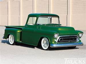 1955-1959 Chevrolet Truck Bodies By Premier Street Rod