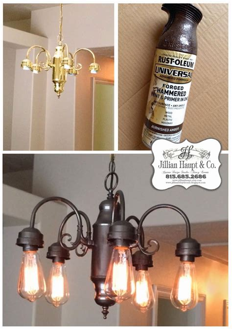 Can You Spray Paint Bathroom Fixtures by Jillian S Daydream Being Frugal Spray Paint Light