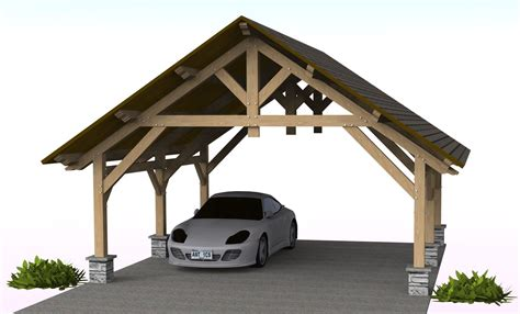 timber frame carports porte cochere width of 21 timber frame pavilion