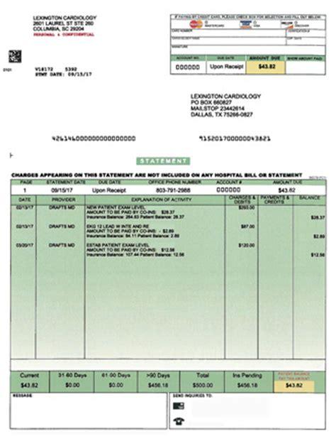 paying  lexington medical bill columbia sc hospital