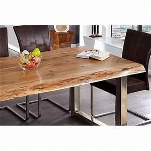 Table design akazio bois achat vente table salle a for Meuble chaussure et manteau 16 table design akazio bois achatvente table salle a