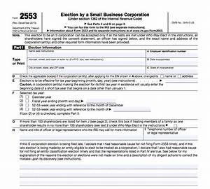 S corp election harbor compliance for S corporation documents