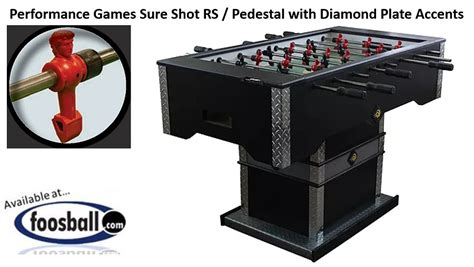 tournament choice foosball table what s the best foosball table it depends