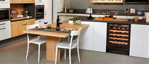 cuisine avec cave a vin gamme cave a vin compact cave à vin encastrable cuisine