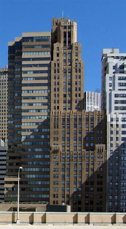 Building Harriman Skyscraper Save