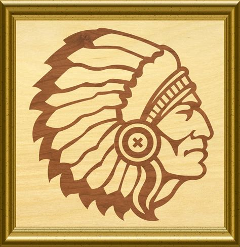 scroll saw designs indian chief scroll saw woodworking pattern and 39 similar