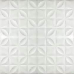 Foam Glue Up Ceiling Tiles by 20 Quot X20 Quot Kloster White Tile Ceiling Tiles Antique Ceilings