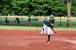 Player Pitch Baseball Tournament Field Narrows ...