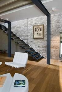 Mur Brique Blanc : le mur en brique d cors spectaculaires ~ Mglfilm.com Idées de Décoration