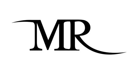 mr logo by trillahbz on deviantart