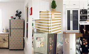 Give Your Refrigerator a NEW Look! – PopTalk!