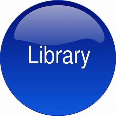 Library Clip Button Clipart Microsoft Librarian Cliparts