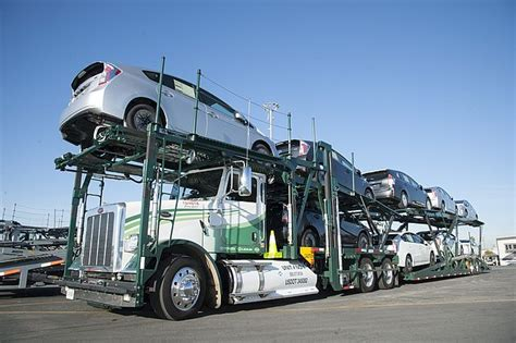 Toyota's Latest Car Hauler Runs On Compressed Natural Gas