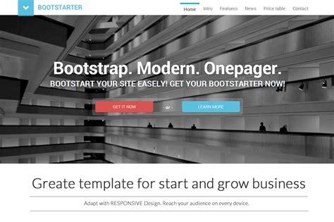 bootstrap template premium starter templates bootstraptor kit