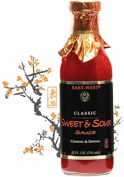 Sour Sweet Sauce Classic West East Sauces