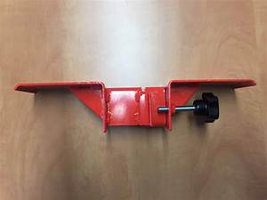 Wns Adjustable Guide Fence For Bead Rollers  Br457  U0026 Br305